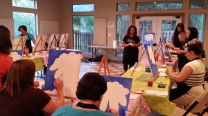 Adult Painting Party - #3