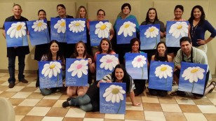Adult Painting Party - #4